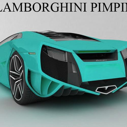 LAMBORGHINI PIMPIN-Daytona Velasquez