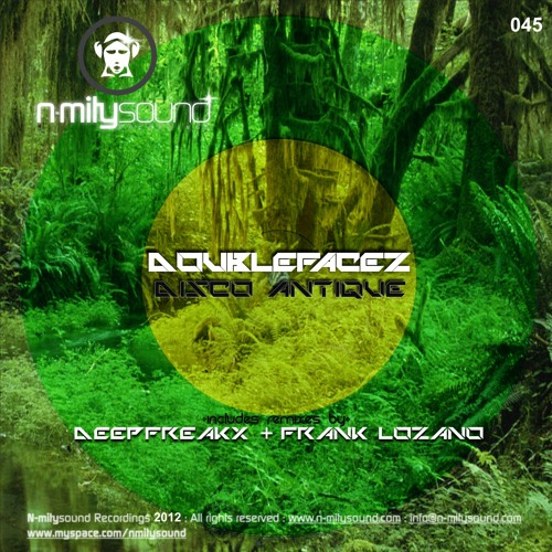 Doublefacez - Discoantique (Frank Lozano Remix) (NMITY045) OUT NOW!