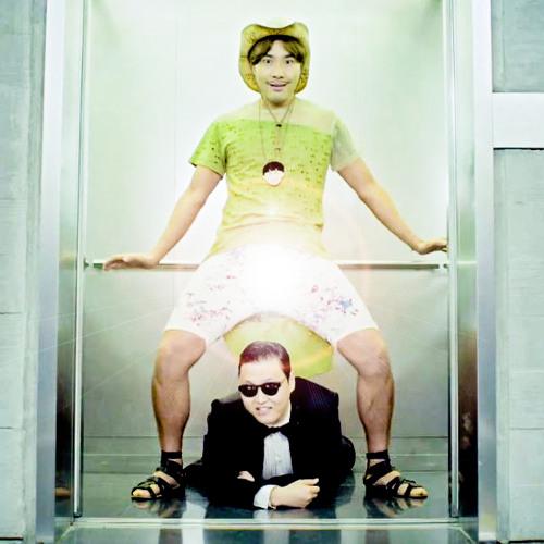Psy - Gangnam Style (Wooj Moombahton Remix)