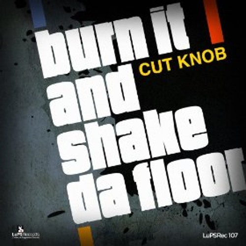 Cut Knob -  Burn it and shake da floor (Kloseb remix)