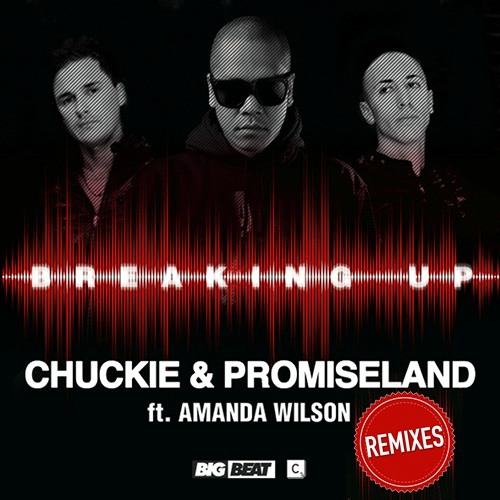 Chuckie & Promise Land ft Amanda Wilson - Breaking Up (B.Brenes & T.Romera Remix)