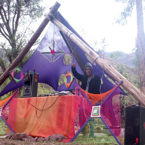 Gustavo Tello @ Pachamama HatunFestival 2012 - Valle Sagrado Del Cusco