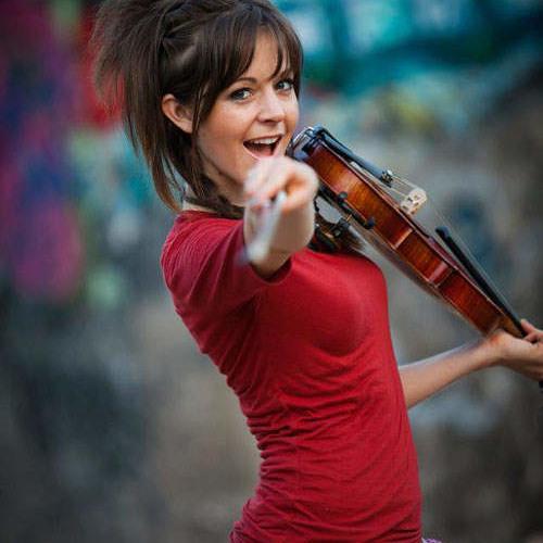 Lindsey Stirling - Silent Night Violin (cyBEARs dubstep remix)