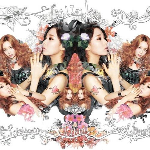 Taetiseo - Twinkle - tarra cover