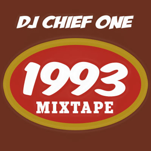 DJ CHIEF-ONE - 1993 MIXTAPE  (2012)