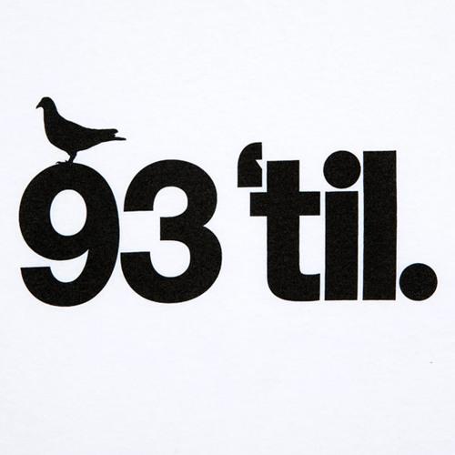 93 til Infinity - Souls of Mischief / No Half Steppin remix
