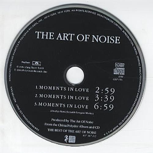 Art of Noise - Moments in Love (mrlyzniak thing remix)