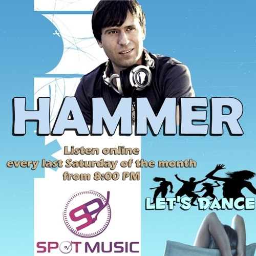 Hammer - Let's Dance @ SPOT Music (25.08.2012)