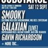 Smooky - Mix live 12 September 2009 Edinburgh Substance
