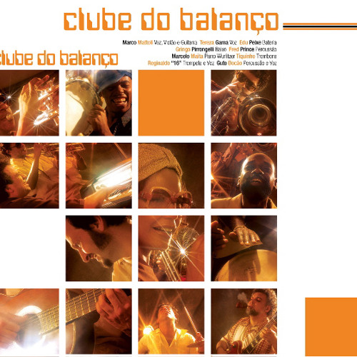 Clube do balanço - Samba Incrementado - 10 - Tamborim