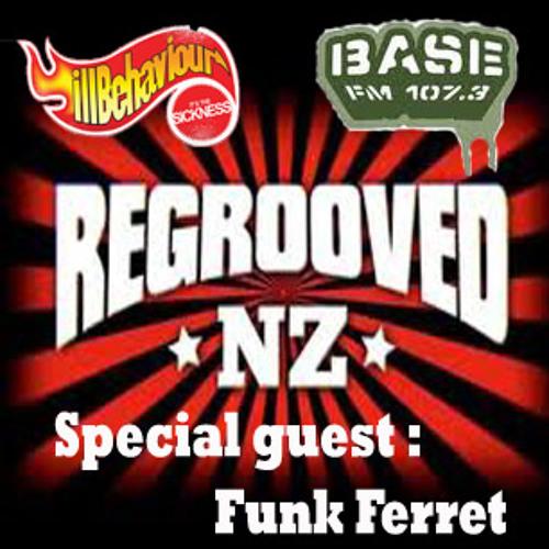 Regrooved NZ - ILL BEHAVIOUR Radio Show 23 08 12