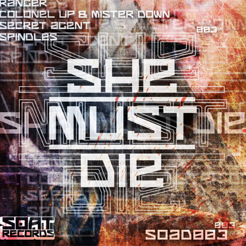 V.A. - She Must Die - Soat Records - SOAD003 (mixed clips)