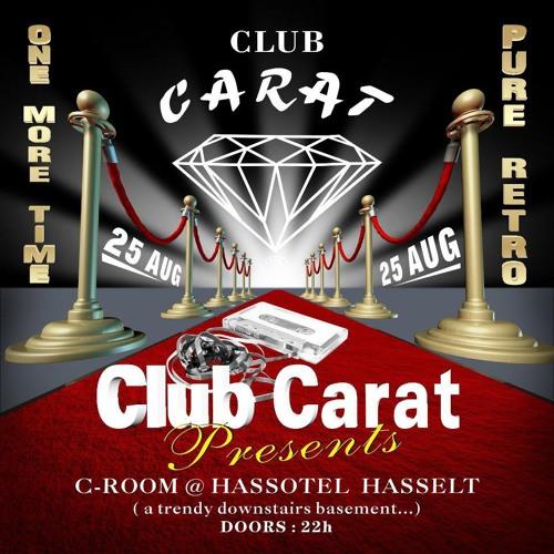 Dj Chiq @ Club Carat Pure Retro! 25082012