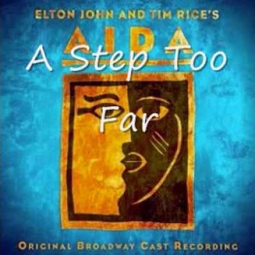 Aida - A Step Too Far Cover