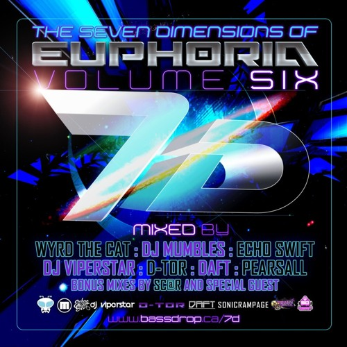[Sampler] Pearsall's Old Skool Acid Tekno Mix for 7D The Seven Dimensions Of Euphoria 6
