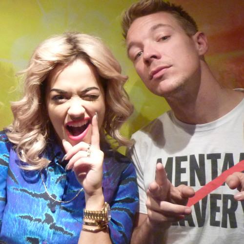 Rita Ora drops by Diplo's BBC radio show