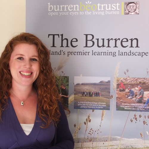 Aine Bird Looks forward to the Learning Landscapes Symposium