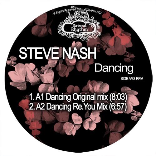 Dancing cut Steve Nash - Original.