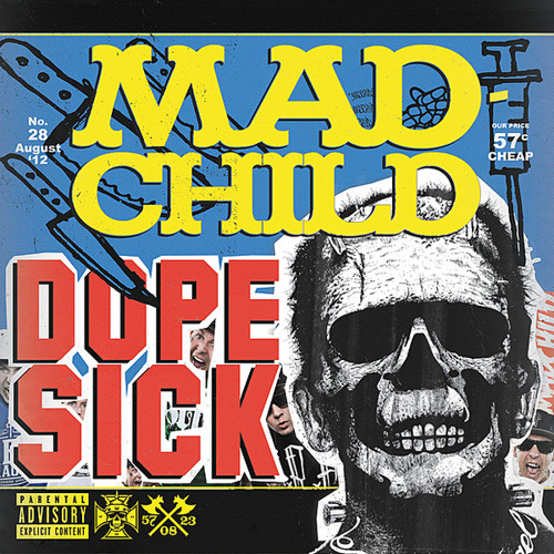Madchild f/ Dilated Peoples Bishop Lamont and D-Sisive-Battleaxe-Prod. by Evidence