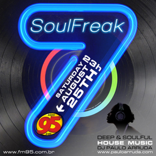 SoulFreak 7 | Radio 95 FM