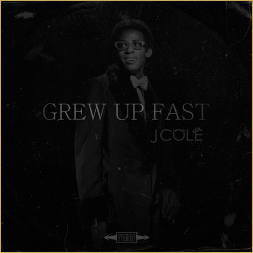 J. Cole - Grew Up Fast (instrumental)