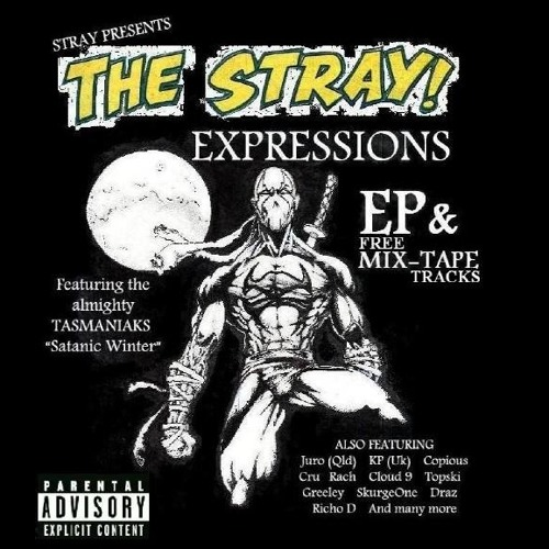 The Colour of Money ft Greeley - taken from the Stray Expression Ep/Mix-Tape 2009