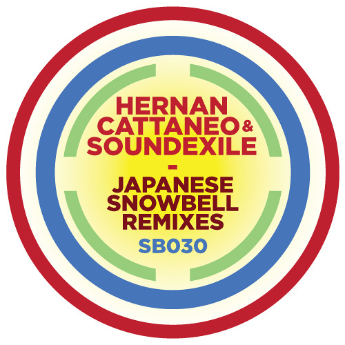 SB030 | Hernan Cattaneo & Soundexile 'Japanese Snowbell' (Guy J Remix)