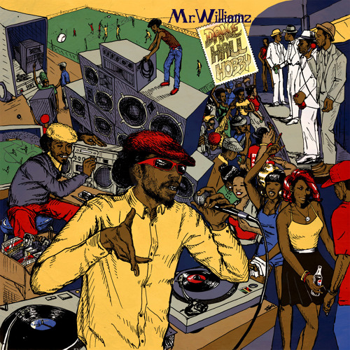 Mr. Williamz - Sit Down Steady