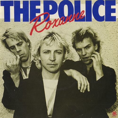 """The Police """"Roxanne"""" Beat"""
