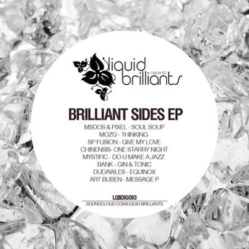 SP Fusion - Give my love (Liquid brilliants records)