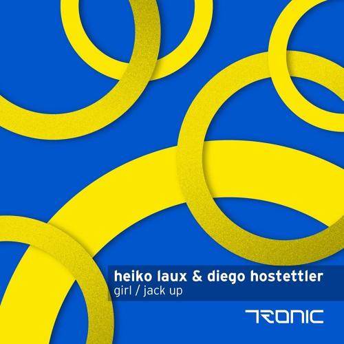 Heiko Laux & Diego Hostettler - Jack Up (Original Mix)