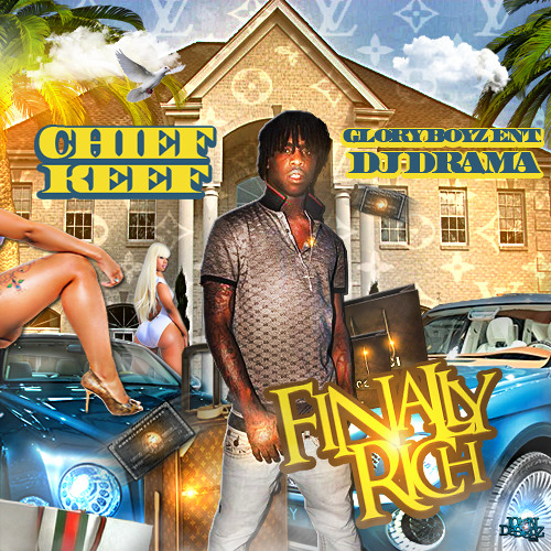 Chief Keef ft. Kfresh BussinMoves - She Say She Love Me