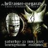 Hellraiser vs megarave 2007