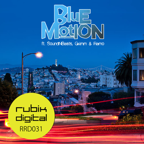 Blue Motion - Primavera - OUT NOW!
