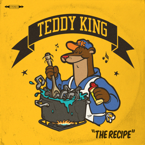 THE RECIPE | A TEDDY KING MIX
