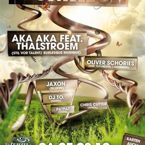 """Oliver Schories - DJ Set @ Rakete Nuernberg """"ELEKTRISCH"""" 25-08-2012"""