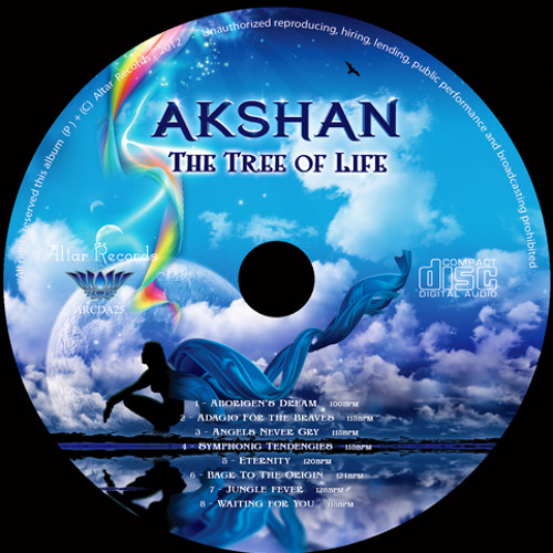 AKSHAN_Waiting For You (The Tree Of Life/Altar Records 2012)