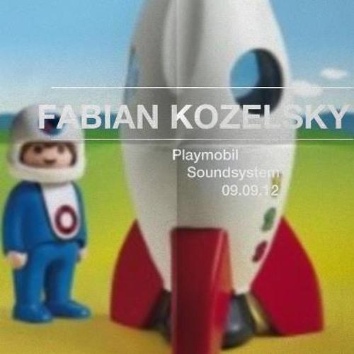 Fabian Kozelsky - Playmobil Soundsystem 8.9.12
