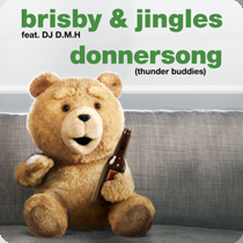 Brisby & Jingles feat DJ D.M.H - Donnersong (thunder buddies) - (Radio Mix)