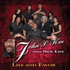 John P Kee - Life and Favor Remix featuring Kirk Franklin and Fred Hammond