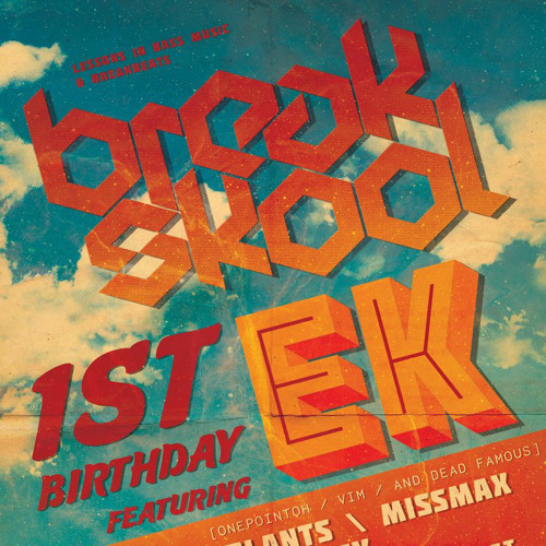 Breakskool Promo Mix August 2012 - download me!