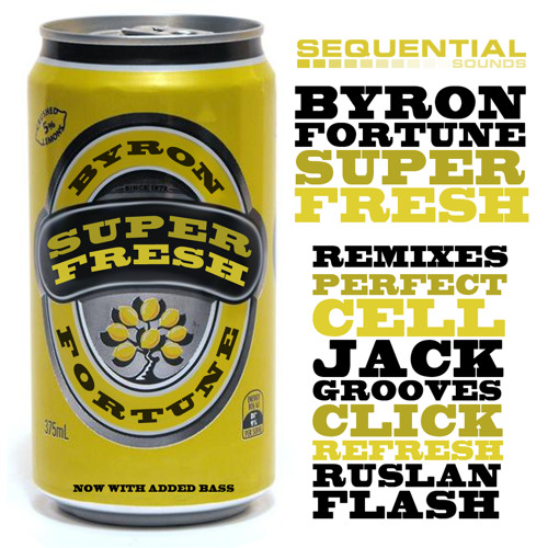 Byron Fortune - Super Fresh (Jack Grooves Super Remix) Sequential Sounds OUT NOW!