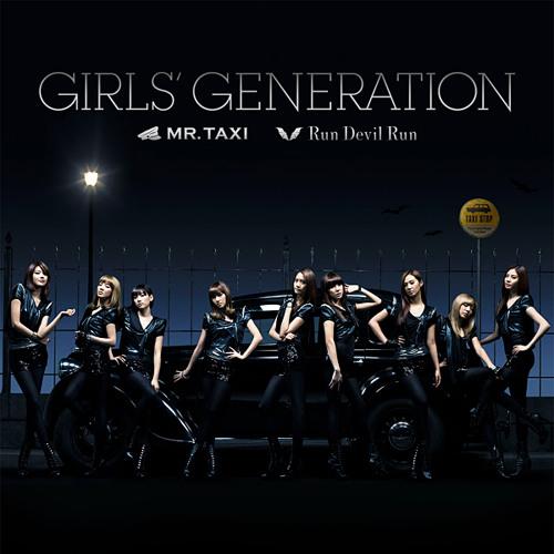 Girls' Generation -  MR. TAXI (Norihito Ogawa Remix)