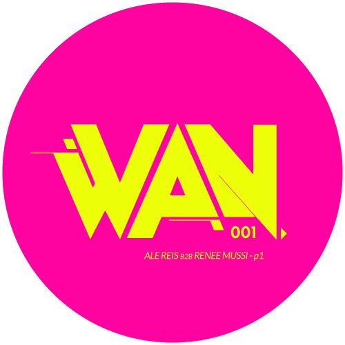 W.A.N. - PODCAST #001 - ALE REIS B2B RENEE MUSSI