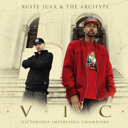 "Ruste Juxx & The Arcitype - ""Rock To The Rhythm"""