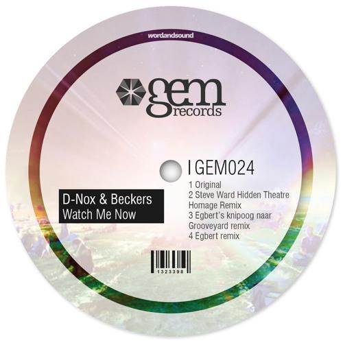 D-Nox & Beckers - Watch Me Now (Egbert's Knipoog naar Grooveyard remix)
