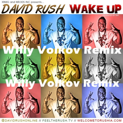 David Rush - Wake up (Willy Volkov Remix)