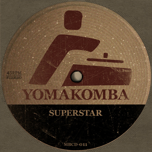 Yomakomba - Superstar (Zenit Incompatible remix) - OUT NOW!