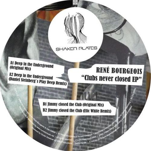 René Bourgeois - Jimmy Closed the Club (Elic White Remix)