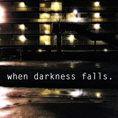 When Darkness Falls (Evolver Remix) Out Now On iTunes & Beatport